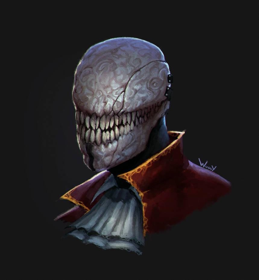 Crealthauvugatus, the Gamemaster by Wuggynaut