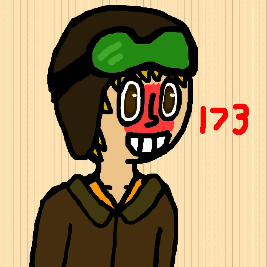 Human Scp 173 By Derpysuperhero On Deviantart