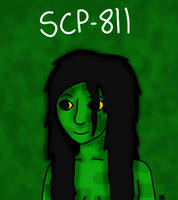 SCP-811 Again by DerpySuperHero