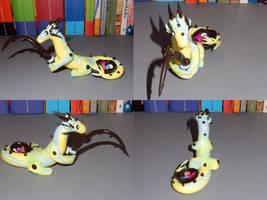 Fishing Dragon by ErnieWolf