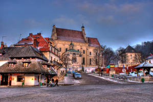 Kazimierz HDR by mysterious-one