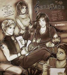 Serenade - Detention for Ion by Anante