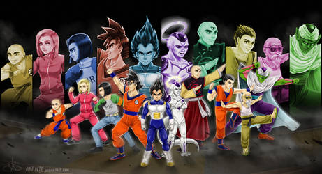 Universe 7 by Anante