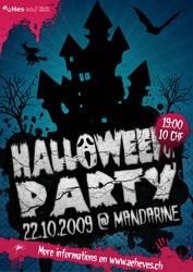 Halloween Party v2 by jonaska