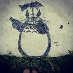 My Neighbor Totoro by susei1348