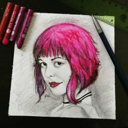 Ramona Flowers by susei1348