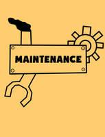 Maintenance sign (Contest Entry) by RichardtheDarkBoy29
