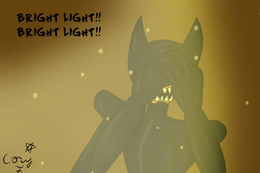 (BATIM Chapter 5 spoilers!) Mogwai Mogwai by RichardtheDarkBoy29