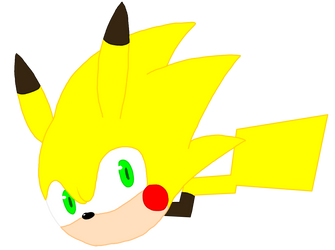 Sonichu Icon by RichardtheDarkBoy29
