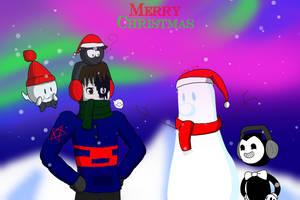 Christmas picture (Reupload) by RichardtheDarkBoy29
