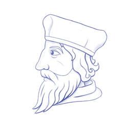 John Wycliffe by JoshuaStolarz