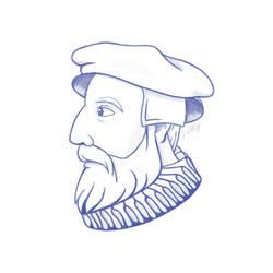 William Tyndale by JoshuaStolarz