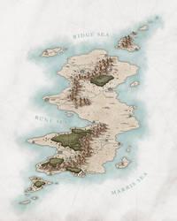 Island of Marris by JoshuaStolarz