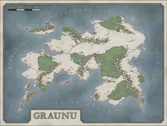 The Land of Graunu by JoshuaStolarz