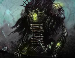 Armor of eternal life by Sarafiel