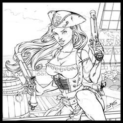 PiratkaL by Sarafiel