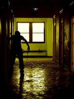 Stalking his prey by ryder01