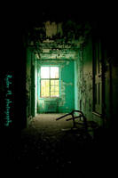 light at the end of the hall by ryder01