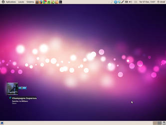 Ubuntu 9.10 Desk - 07 Dec by BrunooFQ
