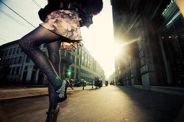 Urban Morning 2 by Lucapatrone