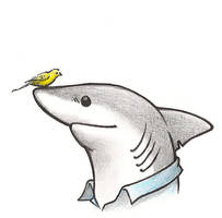 Land Shark's Canary by RobtheDoodler