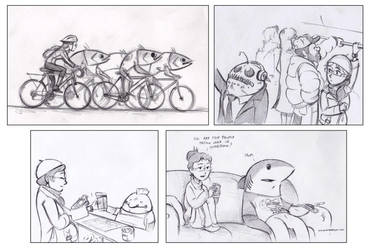 So Like Us by RobtheDoodler