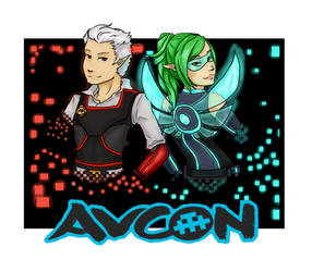 Avcon Booklet Cover by rhonnnnie