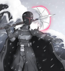 Mandalore the Battleborn by DarthS4nchez