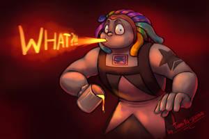 SU - Bismuth WHAT?! by Tanita-sama