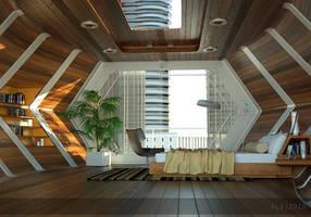 Interior 4 by kkllss