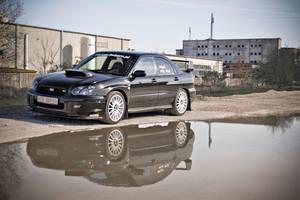 Subaru Impreza STi #5 by redsunph