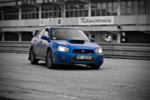 Subaru Impreza STi #8 by redsunph