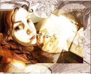 'Selfportrait' by Palas-Atenea
