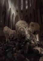 Throne. by STIAB