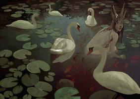 Pond. by STIAB