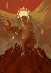 Down Angel Man. by STIAB