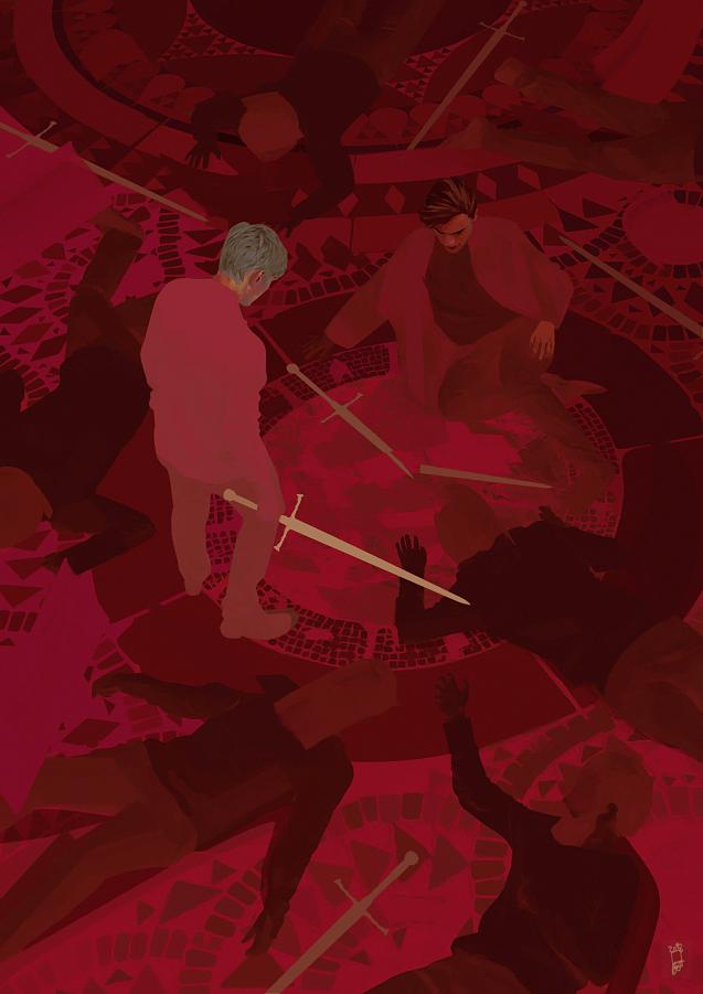 The Broken Sword by STIAB