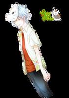Render: Gin by YaelRukia