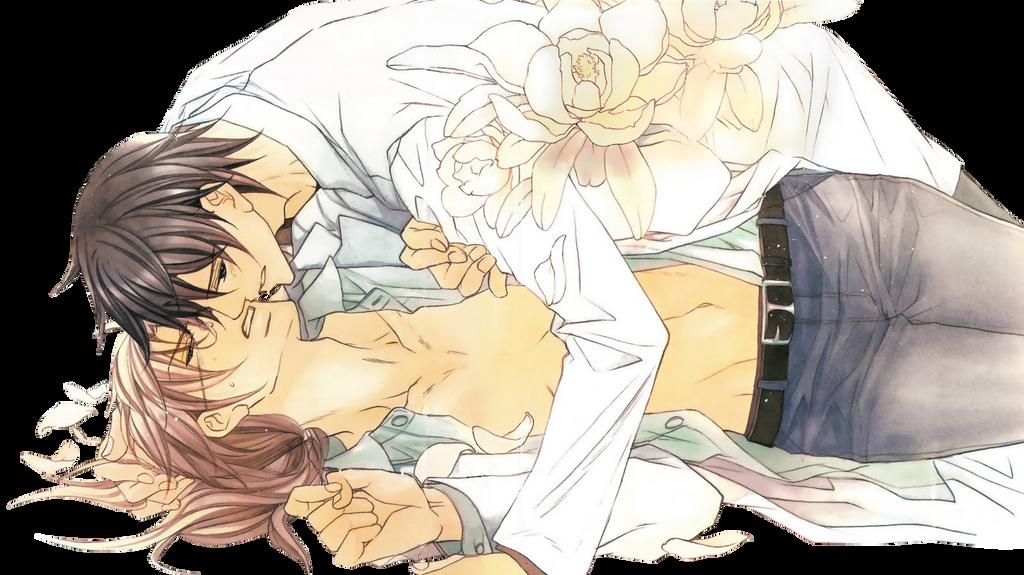 Render Morinaga y Souichi by YaelRukia