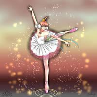 Princess Tutu Fan Art by Seleryon