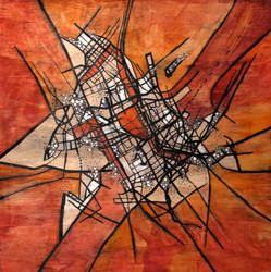 Mosaic - Organic Cities by Kiri-aki