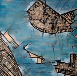 Breaking Away - Organic Cities by Kiri-aki