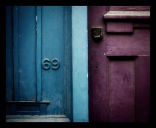 69 Door by munri099
