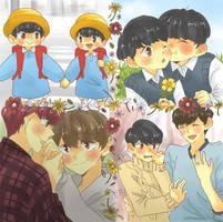 Love in Four Stages by UVERworldnoZanGetsu