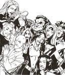 Xmen: Evolution by lroyburch