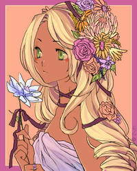 Flowers by junsui