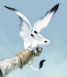 Lil cub spread your wings by vidagr