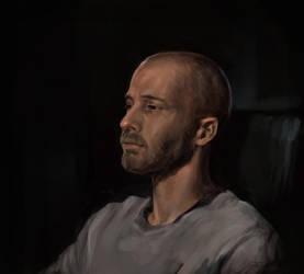 Portrait Study 03 by vidagr