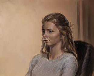Portrait Study 06 by vidagr
