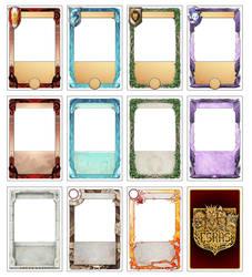 Esras Card Frames by vidagr